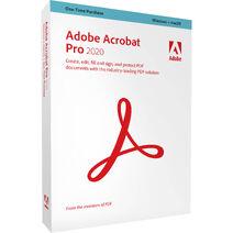 Adobe Acrobat Pro 2020 DVD box