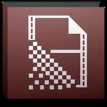 Adobe Media Encoder CS5 icon