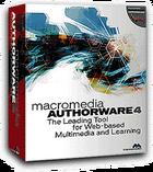 Macromedia Authorware 4 box
