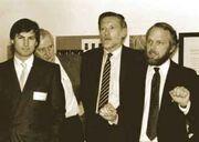 Steve Jobs+Charles Geschke+John Warnock