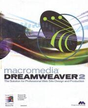 Macromedia Dreamweaver 2 cover
