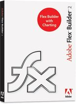 Adobe Flex Builder 2 box+sticker