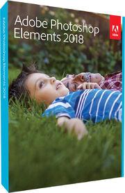 Adobe Photoshop Elements 2018 box