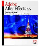 Adobe After Effects 6.5 cover
