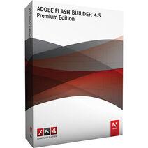 Adobe Flash Builder 4.5 Premium Edition box