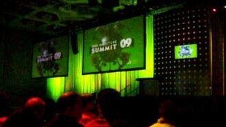 Main Stage at Omniture Summit 2009