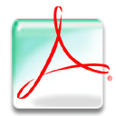 Adobe Acrobat Distiller 7 icon