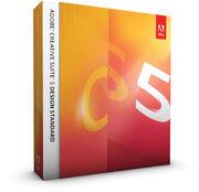 Adobe Creative Suite 5 Design Standard box