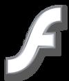 Macromedia Flash Player 7 logo
