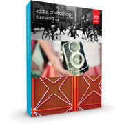 Adobe Photoshop Elements 12 box