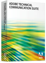 Adobe Technical Communication Suite 1 box