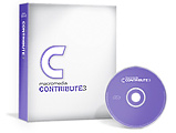 Macromedia Contribute 3 box