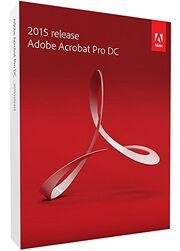 Adobe Acrobat Pro DC 2015 box