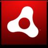 Adobe AIR icon+shadow