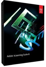 Adobe eLearning Suite 6 box
