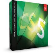 Adobe Creative Suite 5 Web Premium box