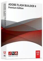 Adobe Flash Builder 4 Premium Edition box