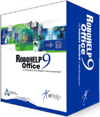RoboHelp Office 9 box