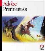 Adobe Premiere 6.5 cover