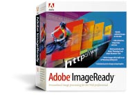 Adobe ImageReady 1.0 box