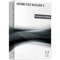 Adobe Flex Builder 3 Professional Edition box