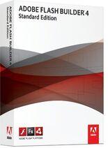 Adobe Flash Builder 4 Standard Edition box
