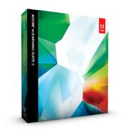 Adobe eLearning Suite 2 box