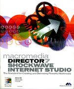 Macromedia Director 7 Shockwave Internet Studio for Windows