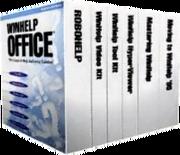 WinHelp Office 95 box