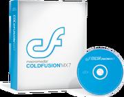 Macromedia ColdFusion MX 7 box