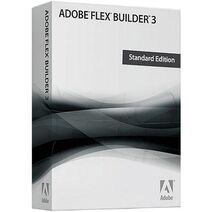 Adobe Flex Builder 3 Standard Edition box