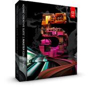 Adobe Creative Suite 5 Master Collection box