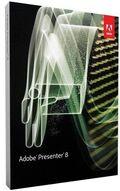 Adobe Presenter 8 box