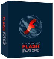 Macromedia Flash MX box