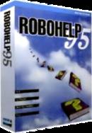 RoboHELP 95 box