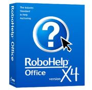 RoboHelp Office X4 box