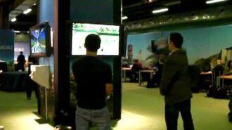Adobe MAX Europe Milan Wii