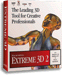 Macromedia Extreme 3D 2 box