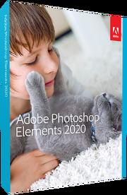 Adobe Photoshop Elements 2020 box