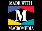 Made with Macromedia logo 1992