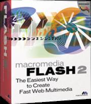 Macromedia Flash 2 box