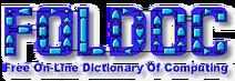 FOLDOC logo