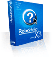RoboHelp X3 box