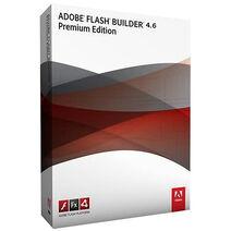 Adobe Flash Builder 4.6 Premium Edition box