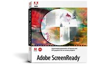 Adobe ScreenReady box