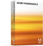 Adobe FrameMaker 8 box