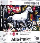Adobe Premiere 4.0 box