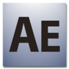 Adobe After Effects CS4 icon+shadow