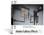 Adobe Gallery Effects 1.5 vol.1 box
