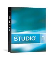Macromedia Studio 8 box
